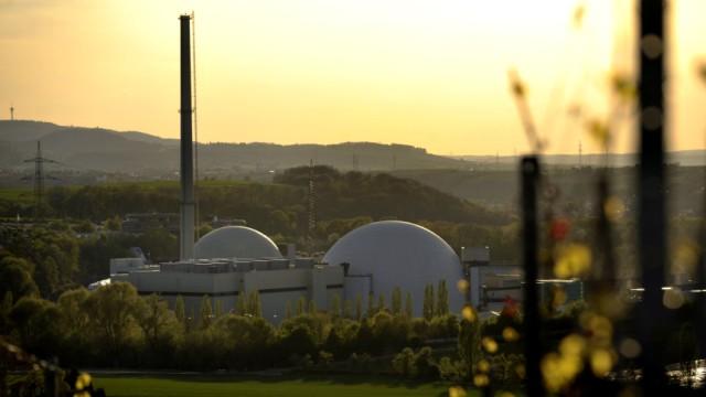 Koalition beschliesst Atomausstieg bis 2022