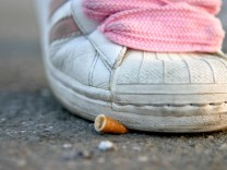 Drei Viertel der Bundesbuerger sind Nichtraucher