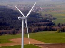 Windrad Windenergie