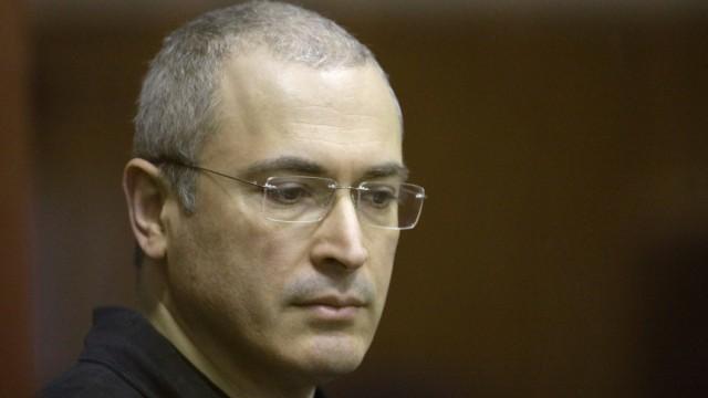 Moskauer Berufungsgericht bestaetigt Chodorkowski-Urteil