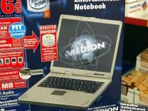 Medion wird Gewinnerwartungen 2005 deutlich verfehlen