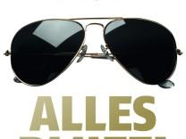 """Buchcover """"Alles Bluff""""/Heyne"""