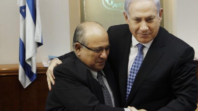 Iranisches Atomprogramm Israel: Meir Dagan
