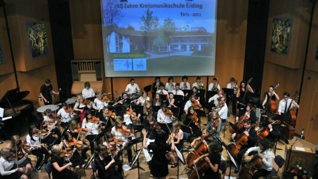 Musik 40 Jahre Kreismusikschule in Erding