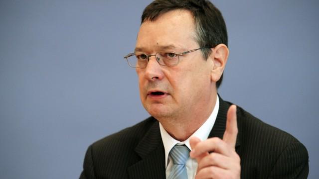 Königshaus, Wehrbeauftragter des Bundestags