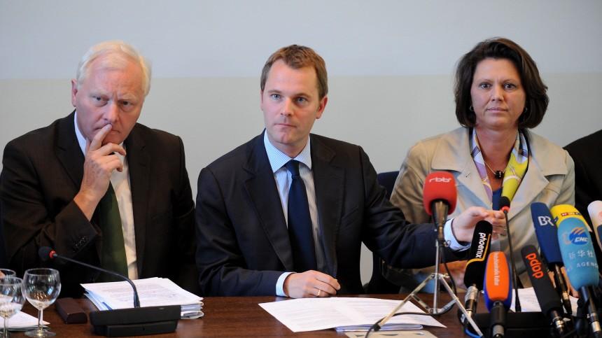 Lagegespraech im Robert-Koch-Institut zu EHEC-Erreger