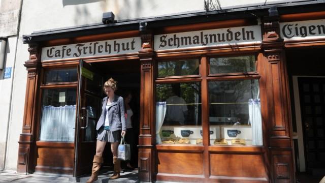 Frühstück und Brunch Café Frischhut