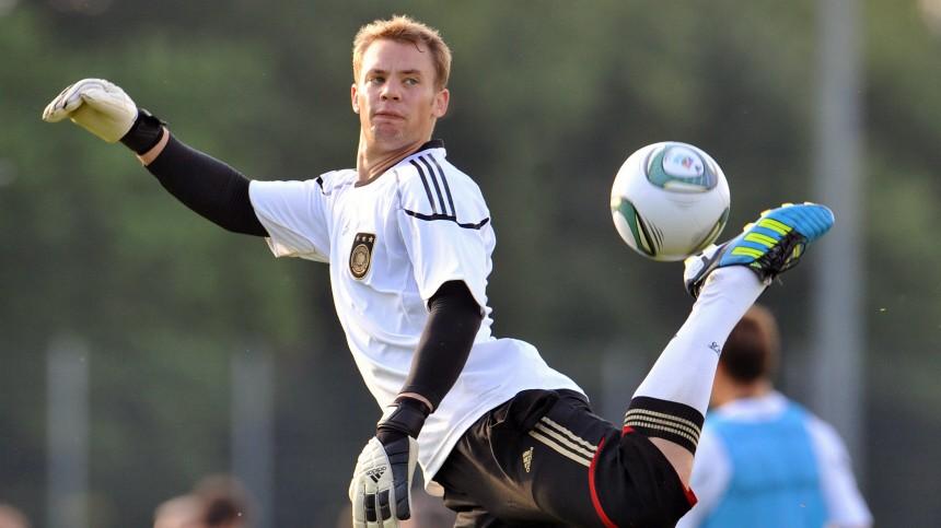 Training DFB-Elf