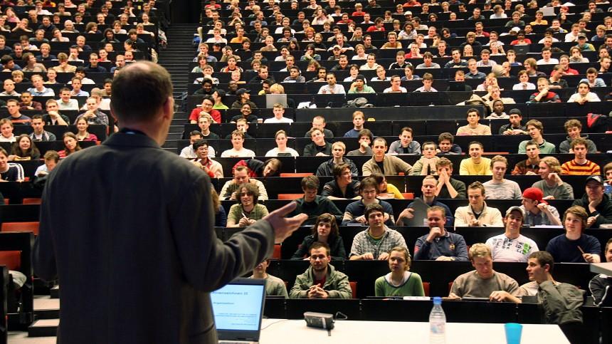 Studie: Lehrmethode an Universität wichtiger als Dozent