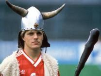 Lars Lunde 1986 FC Bayern