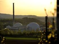 Atomausstieg beschlossen - Kabinett billigt Gesetzespaket