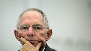 Zeit-Konferenz - Schäuble
