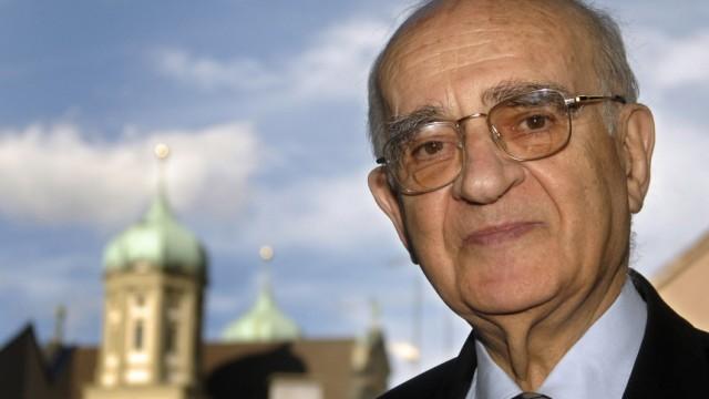 Mietek Pemper wird Ehrenbürger von Augsburg