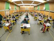 G8-Abitur laut Spaenle einfacher als G9
