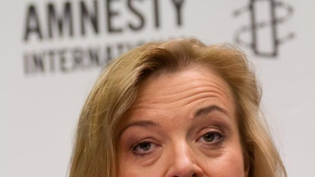 Amnesty International trennt sich von Generalsekretärin