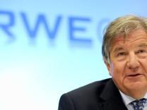Bilanzpressekonferenz der RWE AG