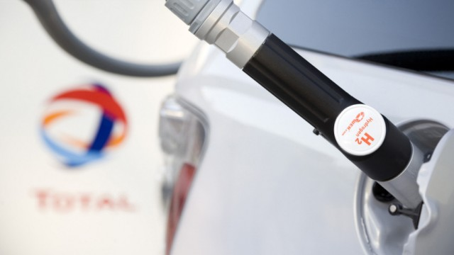 Wasserstoff: eine Energie fuer die Zukunft