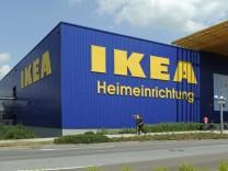 Sprengsatz explodiert in Dresdner Ikea-Kaufhaus