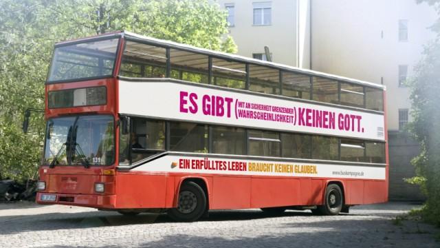 """´Gottlose"""" Busse - Streit um Werbung"""