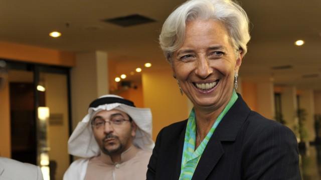 IWF IWF: Strauss-Kahn-Nachfolge