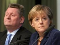 Heftige CDU-interne Kritik an Parteiführung