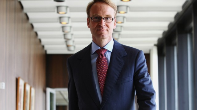 Jens Weidmann First Day As New Bundesbank President