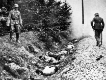 Verbrechen in Polen unter deutscher Besatzung