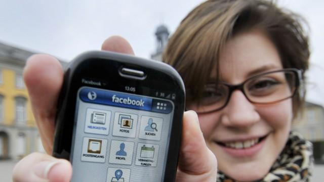 Facebook hat in Deutschland 20 Millionen Nutzer
