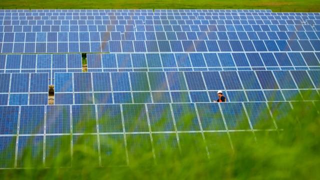Weltklimarat präsentiert Energiebericht