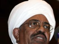 Sudanesischer Präsident Al-Baschir