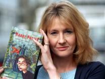 Die Harry-Potter-Saga - Joanne K. Rowling