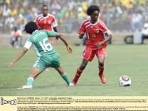 Frauen EM Äquatorialguinea