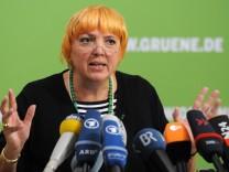 Grünen stellen Leitantrag zum Atomausstieg und Energiewende vor