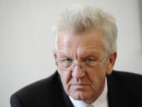 dapd-Interview: Kretschmann sieht keine schnelle Einigung zu 'Stuttgart 21'-Baustopp