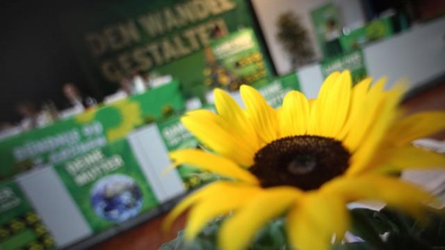 Landesparteitag der Grünen in Rheinland-Pfalz