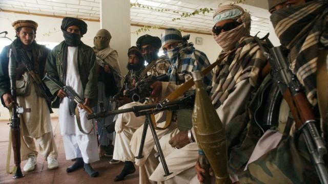Taliban Kämpfer Afghanistan