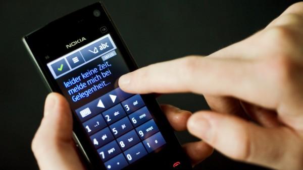 SMS, Whatsapp, Smartphone,