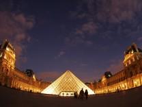 Frankreich schmückt sich mit dem Louvre