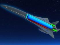 EADS plant Ueberschallflugzeug