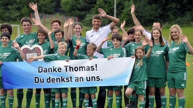 Thomas Müller Stiftung von Thomas Müller