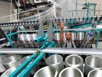 Textilmaschinenhersteller Malimo mit Neuentwicklung