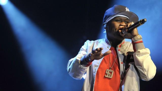 Rapper 50 Cent veröffentlicht Roman über Mobbing