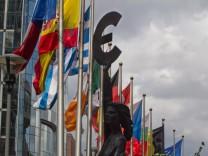 European Summit in Brussels, Belgium