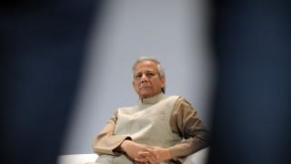 Muhammad Yunus Interview mit Muhammad Yunus