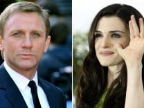 Daniel Craig und Rachel Weisz haben geheiratet