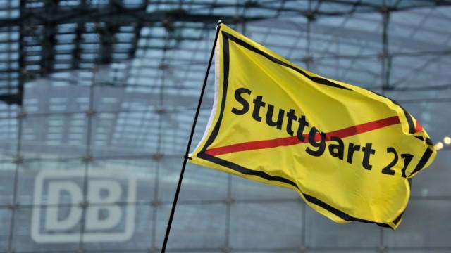Kreise: Bahnprojekt Stuttgart 21 wird weitergebaut