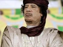 Haftbefehl gegen Gaddafi erwartet
