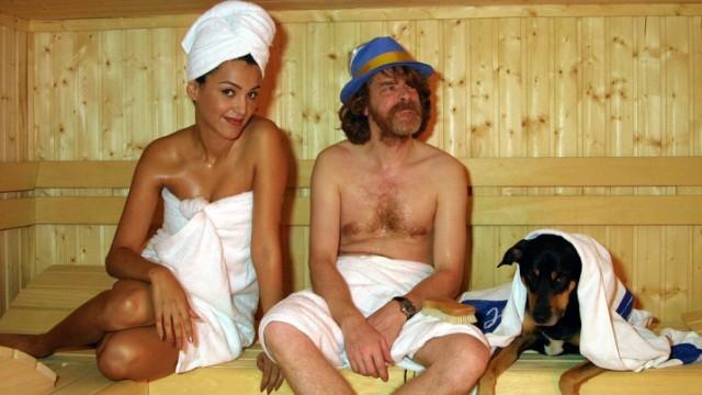 Saunagänger