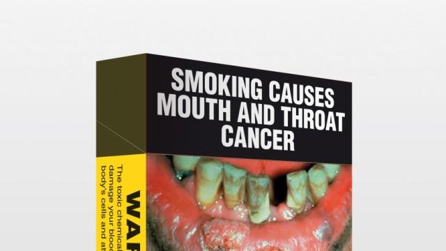 Tabakindustrie Australien: Gesetz gegen Tabakindustrie