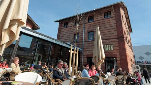 Restaurant ALEX - Bürklein-Bahnhof - Pasing Arcaden